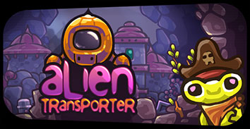 Alien Transporter Game