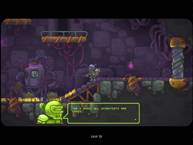 zombotron flash game � official site